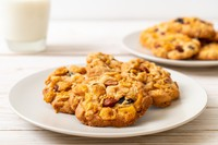 Biscuits aux corn flakes