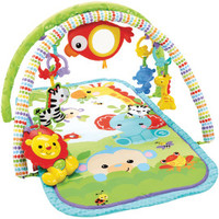 3-in-1 MUZIKALE SPEELMAT RAINFOREST FRIENDS