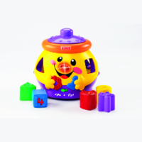 Fisher-Price® Koekjestrommel
