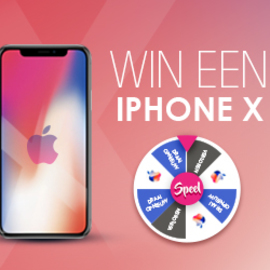 Win een iPhone X