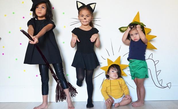 Magnifiek Baby.be - Halloween: maak zelf een kostuum voor je kleuter! &QX25
