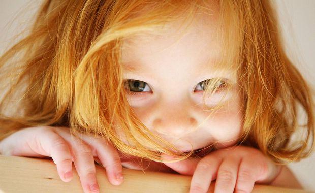 haarkleur baby