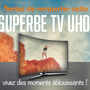 Gagner une TV UHD !