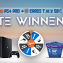 Win een Play Station 4 Pro !