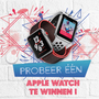 Een Apple Watch te winnen !
