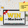 Win een MacBook Pro!