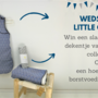 Win een Little Charly slaapzak en deken of verzorgingstas !