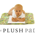 In de luiertas: de plush pad!