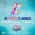 20 tickets Win for Life te winnen!