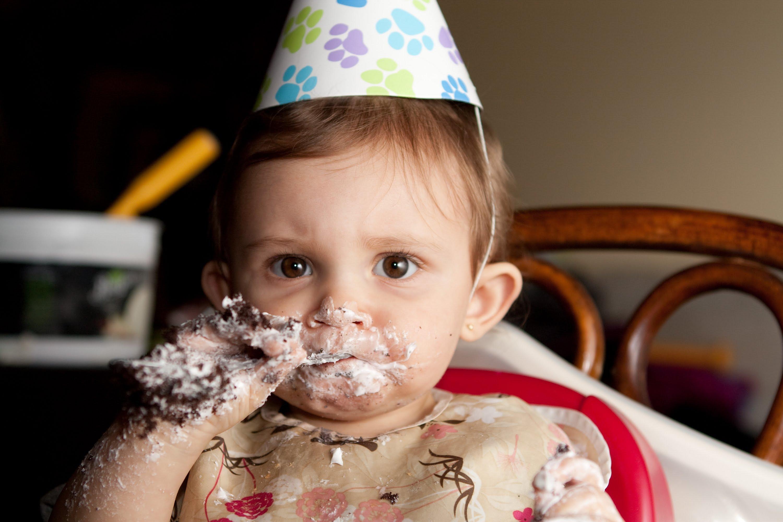 Baby Be Suiker Voor De Eerste Verjaardag