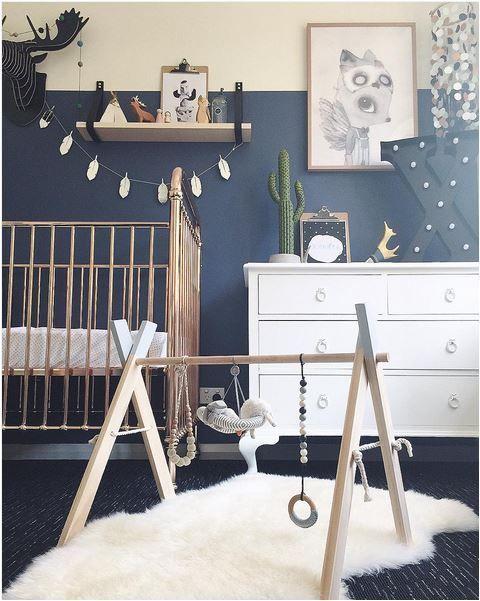 Baby.Be - Déco : Des Idées Pour La Chambre De Bébé